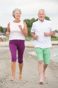 Prothesen erhalten Ihre Mobilität. Bild © PictureArt - Fotolia.com